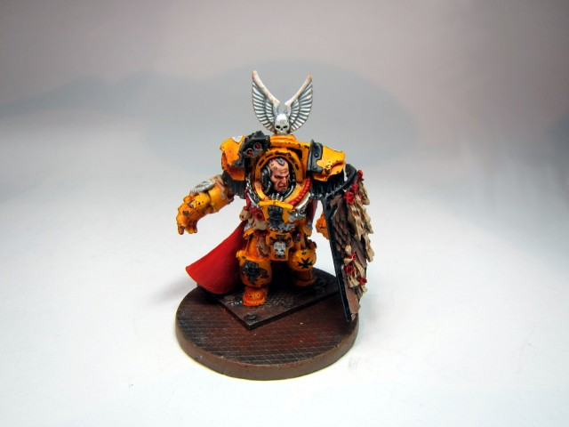 Imperial Fists Preator